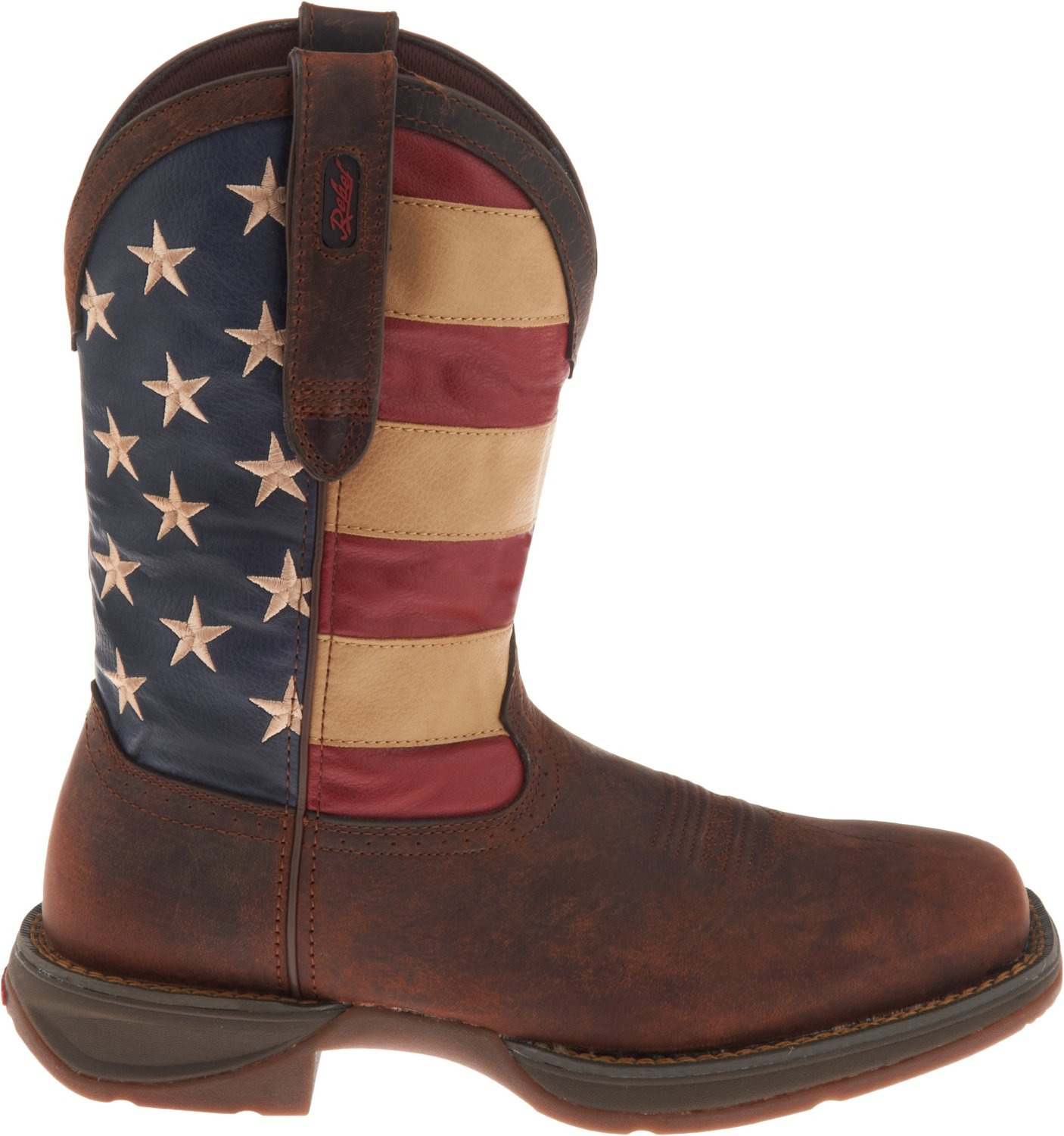 a62385da358 Display product reviews for Rocky Men s Rebel American Flag Western Boots