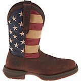 Rocky Men's Rebel American Flag Western Boots