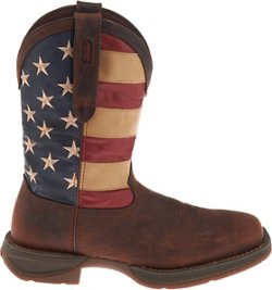 Durango Men's Rebel American Flag Western Boots