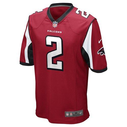 Nike Men's Atlanta Falcons Matt Ryan Game Jersey