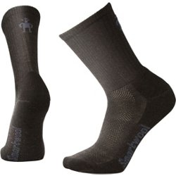 Adults' Ultra Light Crew Hiking Socks