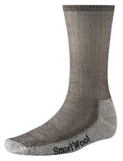 SmartWool Adults' Medium Crew Hiking Socks