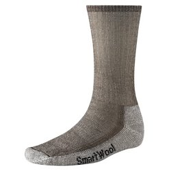 Adults' Medium Crew Hiking Socks