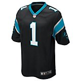 Men s Carolina Panthers Cam Newton Game Jersey 72c130066