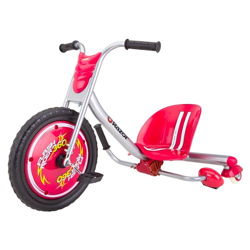 Razor® Kids' FLASHRIDER™ 360 Tricycle