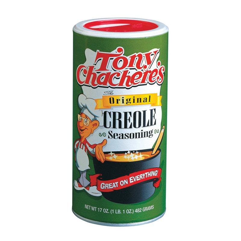 Tony Chachere's 17 oz. Creole Seasoning - Seasonings at Academy Sports
