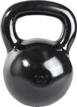 CAP Barbell 50 lb. Cast Iron Kettlebell