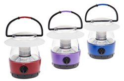 Dorcy LED Mini Lanterns 3-Pack