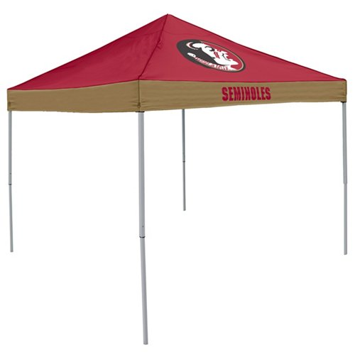 Logo Florida State University 9 ft x 9 ft Economy Tent