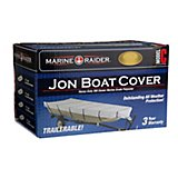 Marine Raider Model C 300-Denier Boat Cover Fits 16' Jon Boats