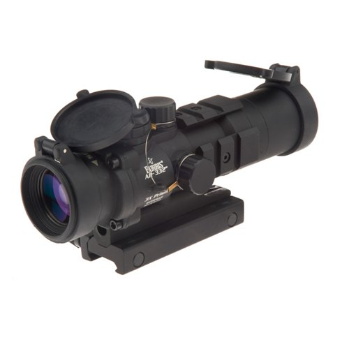 Burris AR-332™ 3 x 32 Tactical Prism Optic