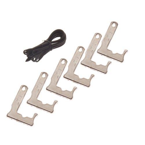 Game Winner® Keel Clutch Decoy Anchors 6-Pack