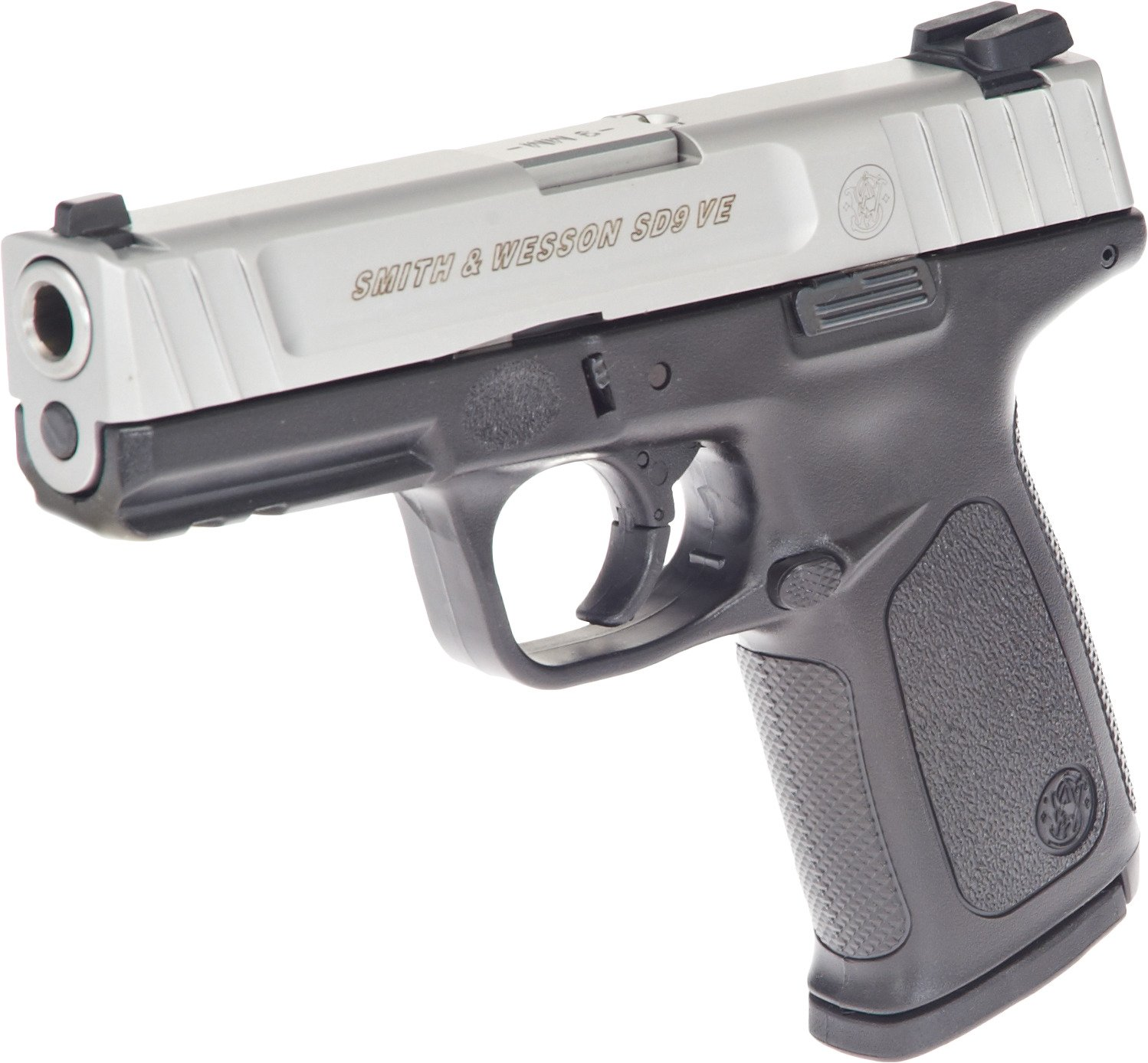 10211125 smith & wesson sd9ve 9mm pistol academy