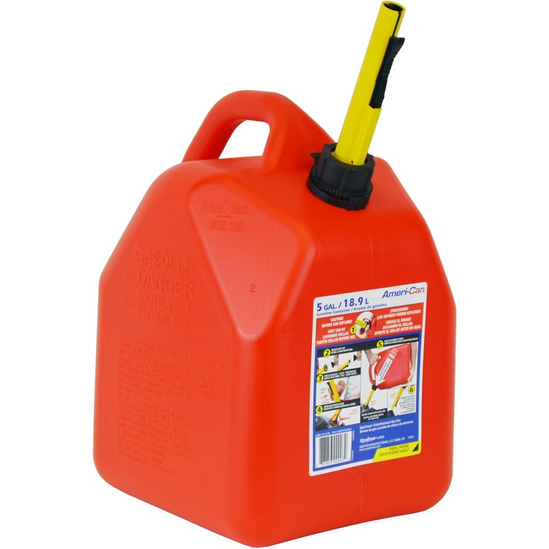 Scepter 5-Gallon Gas Can - Fuel Containers at Academy Sports