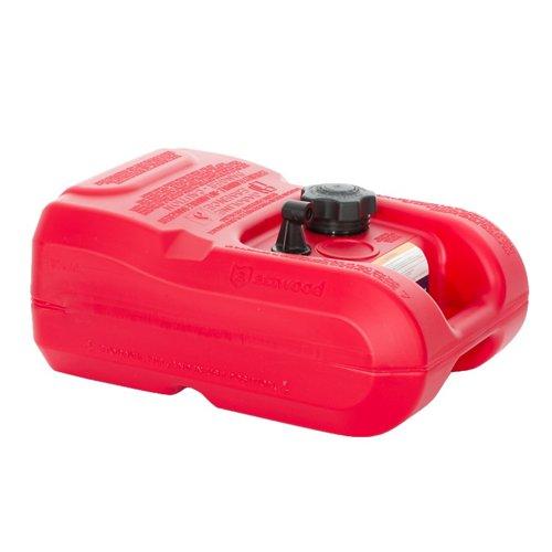 Attwood® 3-Gallon Portable Gas Tank