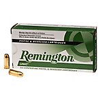 Remington UMC .380 Auto 95-Grain Centerfire Handgun Ammunition