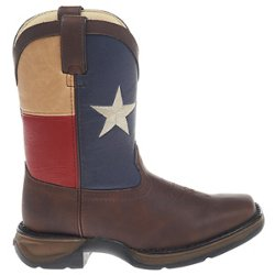 Kids' Texas Flag Western Boots
