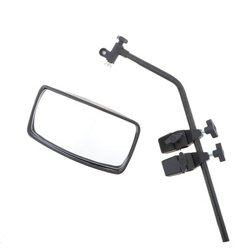 Attwood® Clamp-On Ski Mirror