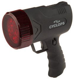 Thor X Sirius 9W Rechargeable Hand Held Spotlight