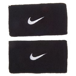 Adults' Swoosh Double-Wide Wristbands