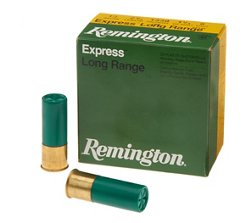 Remington Upland Loads Express Long-Range 12 Gauge Shotshells