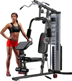 Marcy MWM-988 150 lb. Stack Home Gym