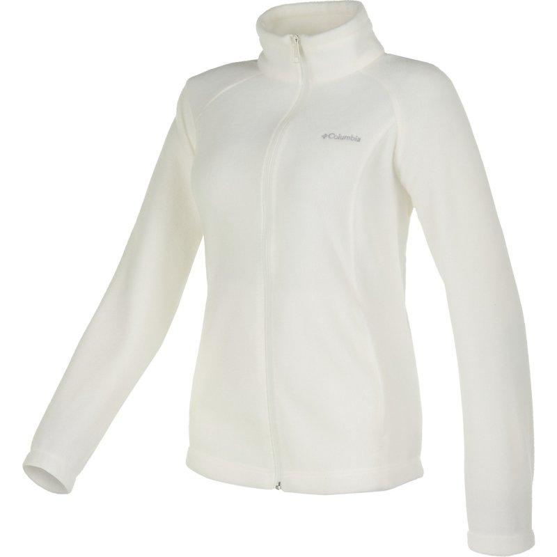 Columbia Sportswear Women's Benton Springs Full Zip Fleece Jacket Sea Salt, Large - Women's Fleece at Academy Sports