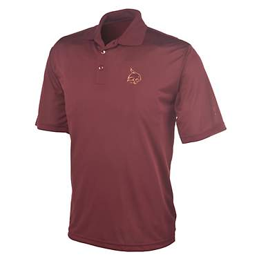 Antigua Men's Texas State University Piqué Xtra-Lite Polo