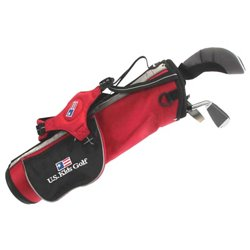 Junior 3-Club Carry Bag Set