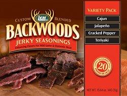 LEM Backwoods Jerky Seasoning Variety Pack