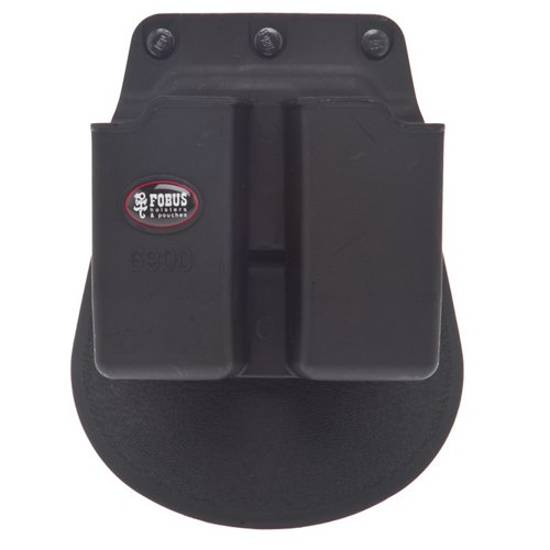 Walther Double Magazine Padded Pouch