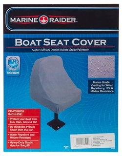 Marine Raider 600-Denier Boat Seat Cover