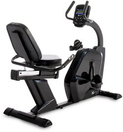 XTERRA SB2.5R Walk-Thru Recumbent Exercise Bike