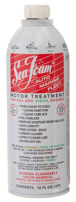 Sea Foam Motor Tune-Up