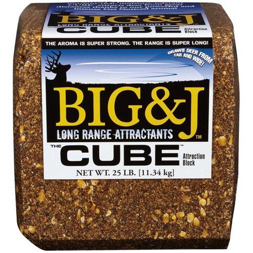 Big & J CUBE™ Long-Range Attraction Block