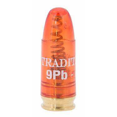 Traditions 9mm Plastic Snap Caps 5-Pack