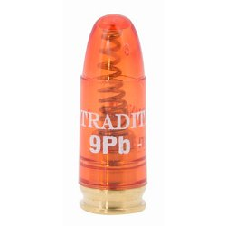9mm Plastic Snap Caps 5-Pack
