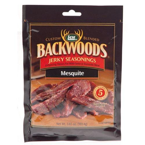 LEM Backwoods Mesquite Jerky Seasoning