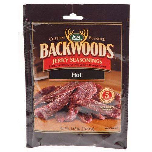 LEM Backwoods Hot Jerky Seasoning