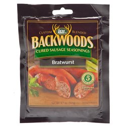 Backwoods Cured Bratwurst Seasoning