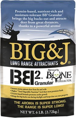 Big & J BB2 Granular™ Long-Range Attractant