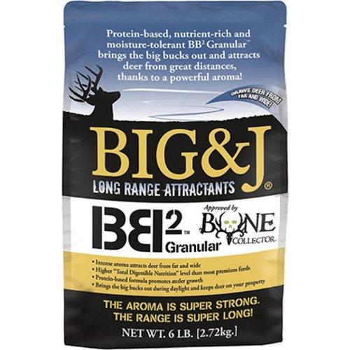Big & J BB2 Granular™ Long-Range Attractant