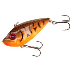 Red Eyed Shad 1/2 oz Silent Lipless Crankbait