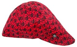ZANHeadgear Adults' Skull Pattern Welder's Cap