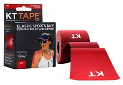 KT Tape Original Precut Elastic Athletic Tape 20-Strip Pack