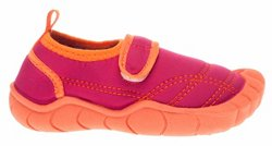 O'Rageous Toddler Girls' AquaToes Water Shoes