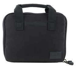 Soft-Sided Single Pistol Case