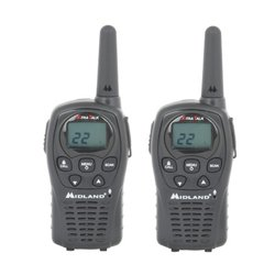 LXT-500 FRS/GMRS 2-Way Radios 2-Pack