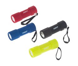Dorcy 6 LED Flashlights 4-Pack