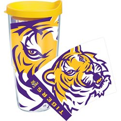 NCAA 24 oz. Tumbler with Lid